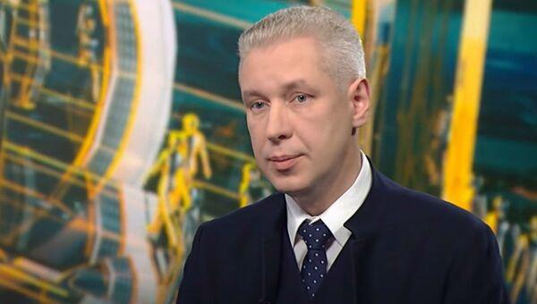 Дырэктар РНПЦ эпідэміялогіі і мікрабіялогіі Уладзімір Гарбуноў - Sputnik Беларусь
