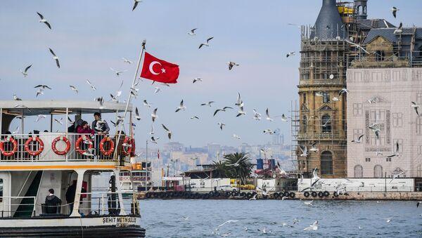 Стамбул, архивное фото - Sputnik Беларусь