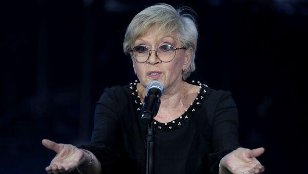 Актриса Алиса Фрейндлих, архивное фото - Sputnik Беларусь
