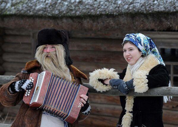 Каляды - Sputnik Беларусь