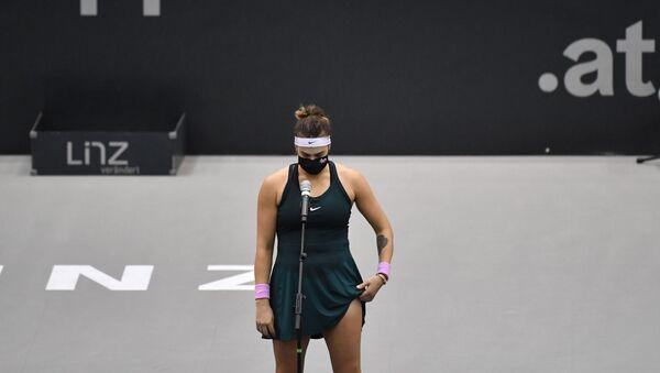Белорусская теннисистка Арина Соболенко - Sputnik Беларусь