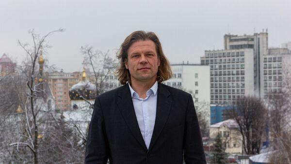 Доцент Таллинского университета, член Совета по развитию сельского туризма Эстонии Март Рейман - Sputnik Беларусь