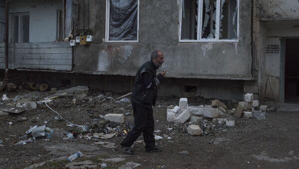 Центр Карабаха будут очищать от неразорвавшихся боеприпасов еще 20 лет - Sputnik Беларусь