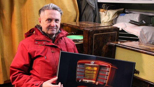 Валерий Манюк - Sputnik Беларусь
