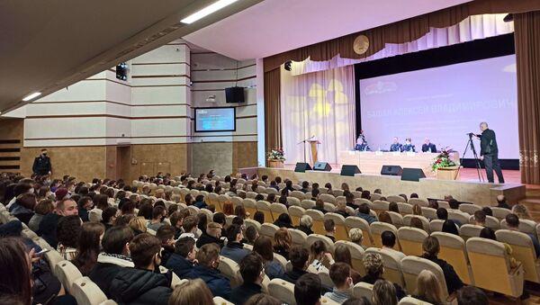 День открытых дверей в Академии МВД - Sputnik Беларусь