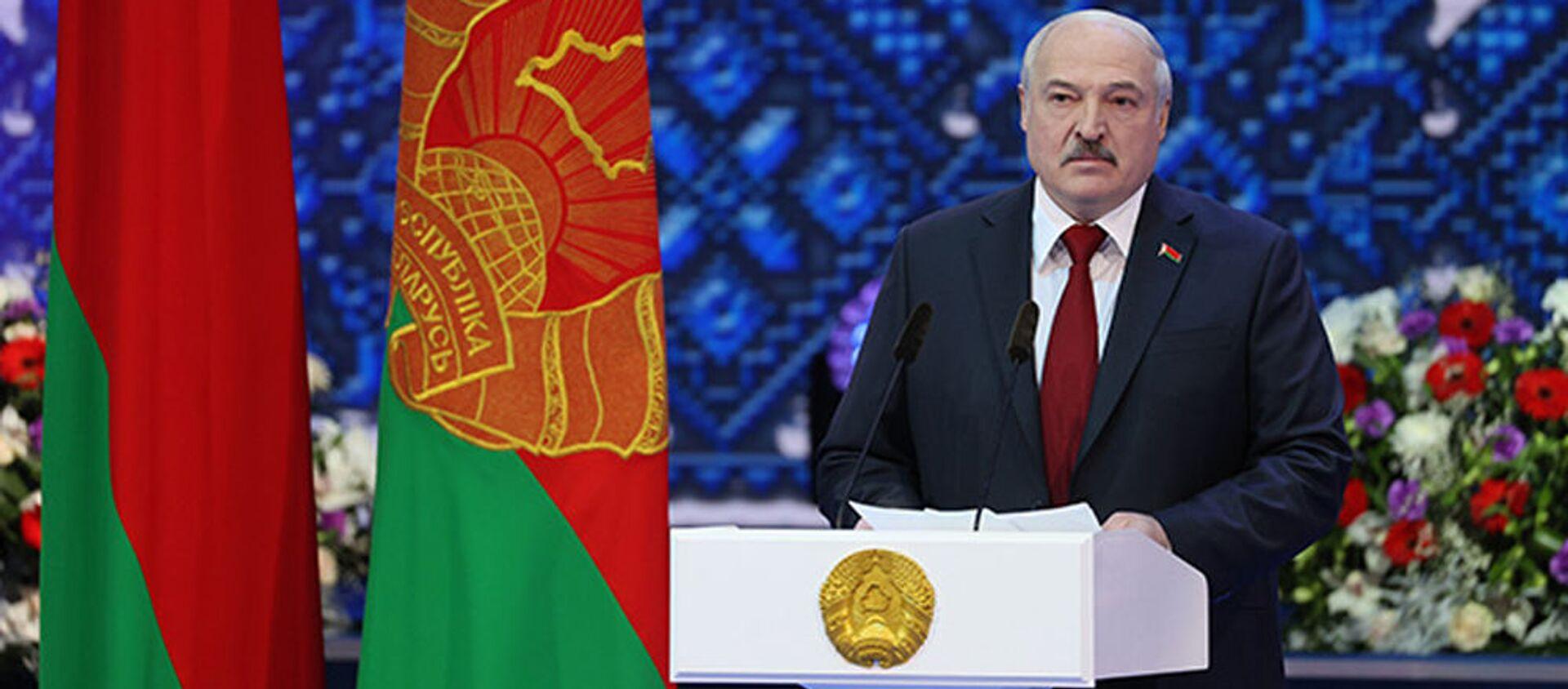 Александр Лукашенко - Sputnik Беларусь, 1920, 12.01.2021