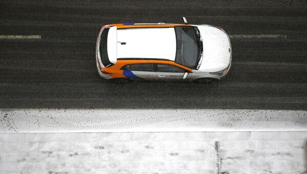 Автомобиль Яндекс Такси, архивное фото - Sputnik Беларусь