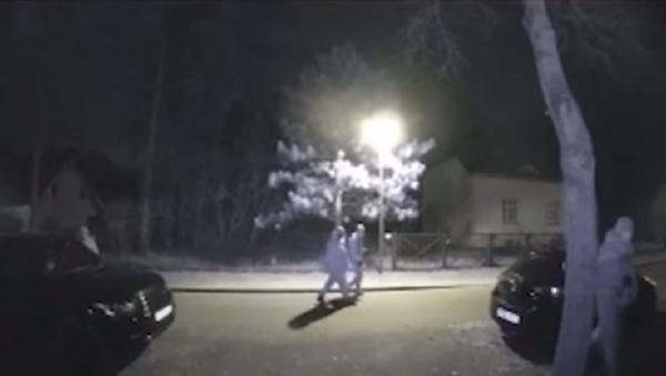 Три автовора из Беларуси пойманы в Германии - видео - Sputnik Беларусь
