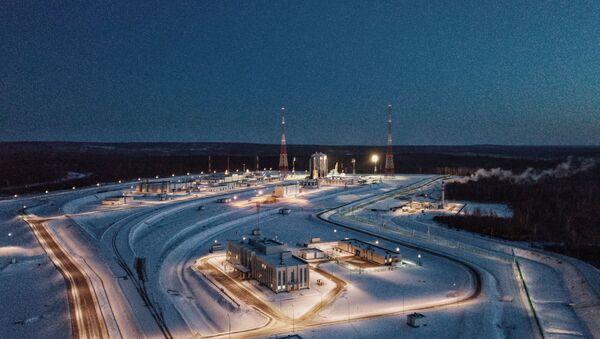 Космодром Восточный, архивное фото - Sputnik Беларусь