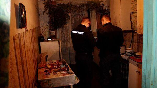 Следователи на месте преступления - Sputnik Беларусь