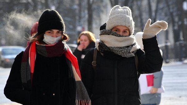 Мороз - не повод сидеть дома - Sputnik Беларусь