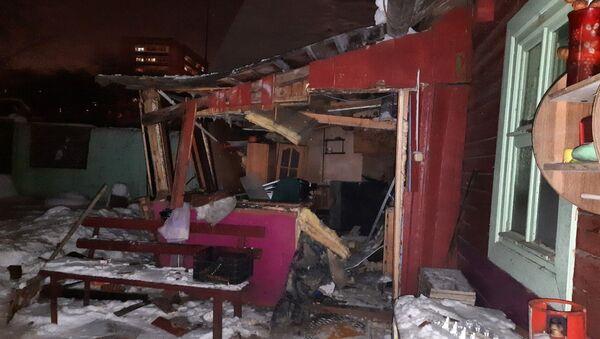 Отопительный котел взорвался в частном доме в Минске - Sputnik Беларусь