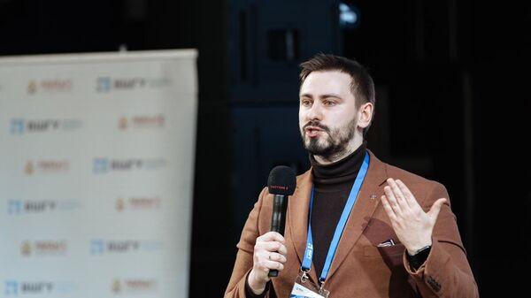 Политический эксперт Никита Данюк - Sputnik Беларусь