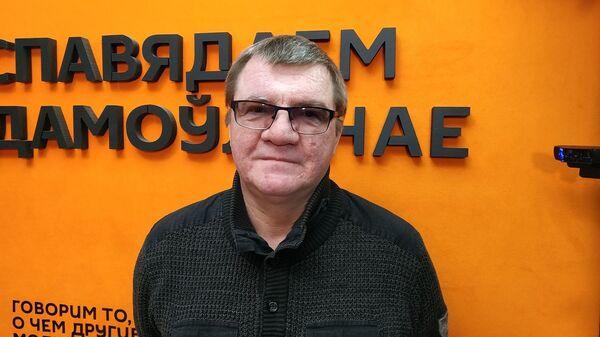 Военный эксперт Александр Тиханский - Sputnik Беларусь