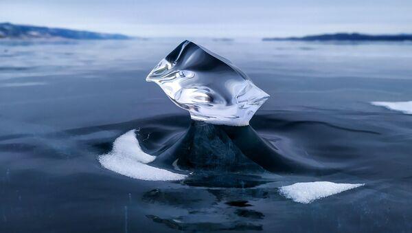 Лед на озере Байкал - Sputnik Беларусь
