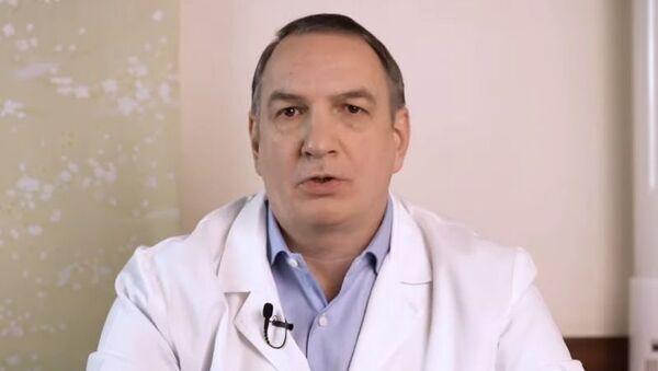 Врач-ревматолог Павел Евдокименко - Sputnik Беларусь