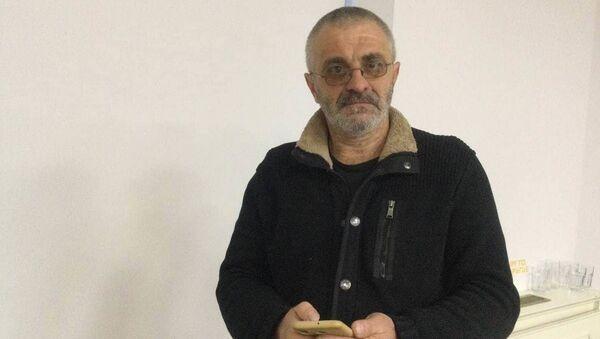 Брат обвиняемого Василий Синькевич - Sputnik Беларусь