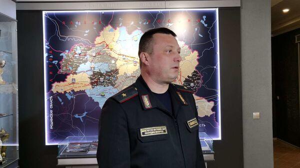 Міністр юстыцыі Сяргей Хаменка - Sputnik Беларусь