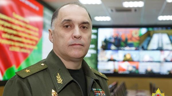 Дзяржаўны сакратар Савета бяспекі Аляксандр Вальфовіч - Sputnik Беларусь