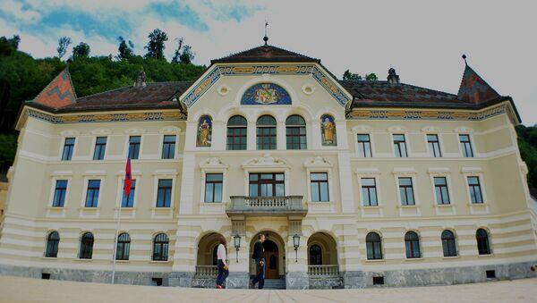 Здание парламента в Лихтенштейне - Sputnik Беларусь