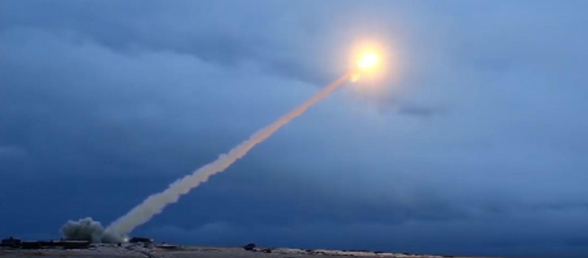 Испытания крылатой ракеты с ядерным двигателем «Буревестник» - Sputnik Беларусь, 1920, 19.03.2021