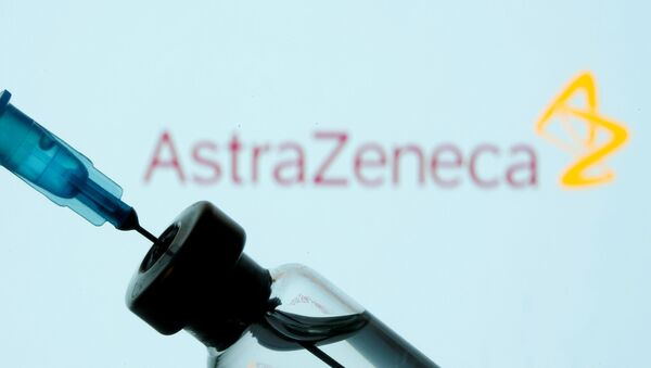Вакцина AstraZeneca  - Sputnik Беларусь