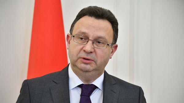 Министр здравоохранения Беларуси Дмитрий Пиневич - Sputnik Беларусь