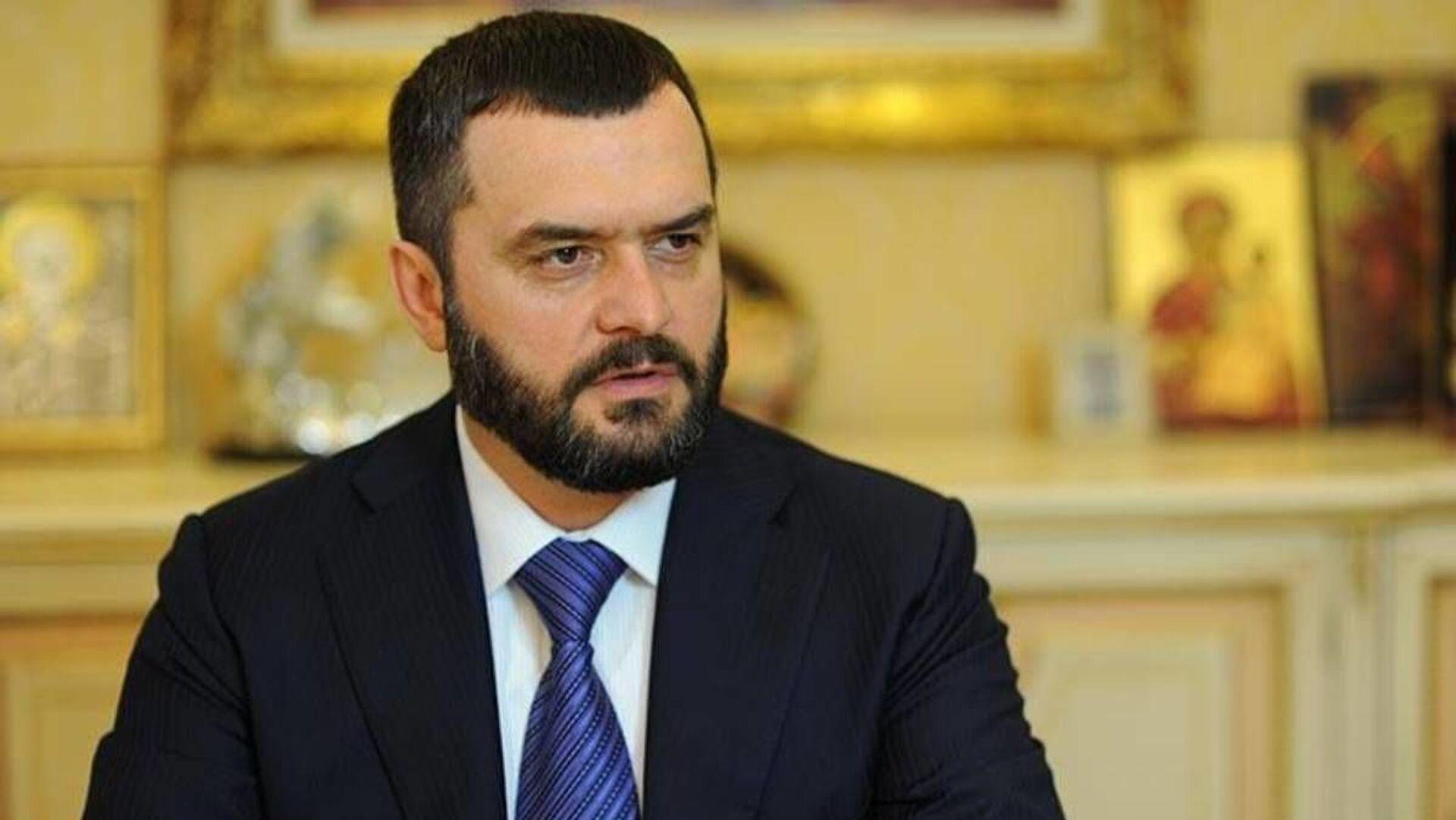 Экс-министр внутренних дел Украины Виталий Захарченко - Sputnik Беларусь, 1920, 04.02.2021