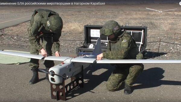 Минобороны показало, для чего нужны беспилотники в Нагорном Карабахе - Sputnik Беларусь