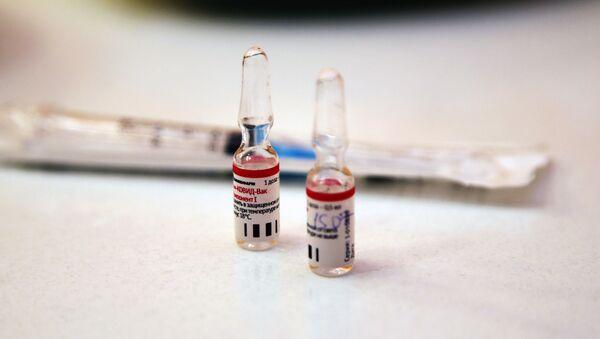 Российская вакцина от COVID-19 Спутник-V - Sputnik Беларусь