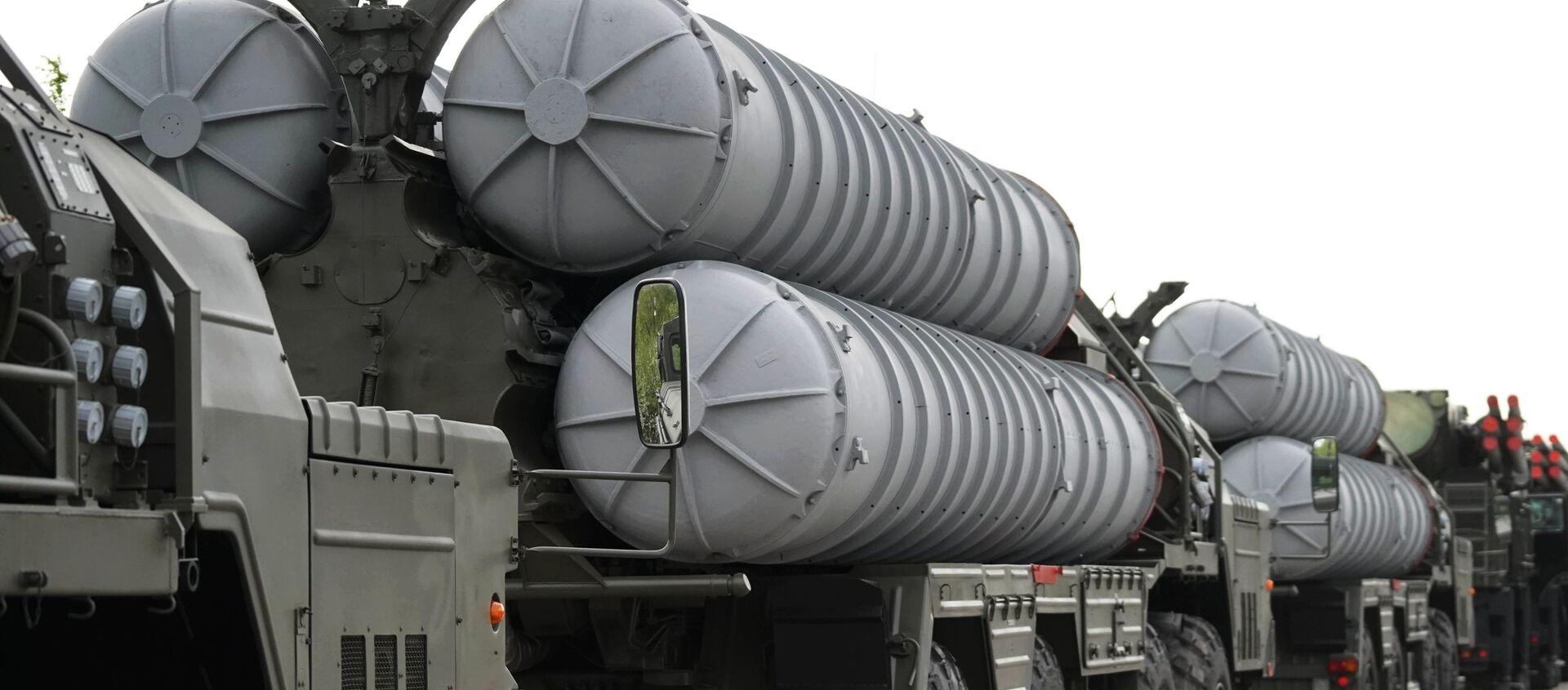 Подготовка боевой техники в Калининграде - Sputnik Беларусь, 1920, 04.02.2021
