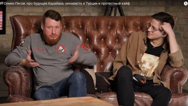 Белые и пушистые: о Карабахе, Турции и протестах в Минске - Sputnik Беларусь