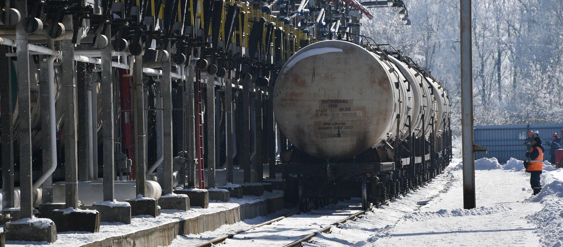 Транспарціроўка нафты Захад - Транснафтапрадукт - Sputnik Беларусь, 1920, 11.02.2021