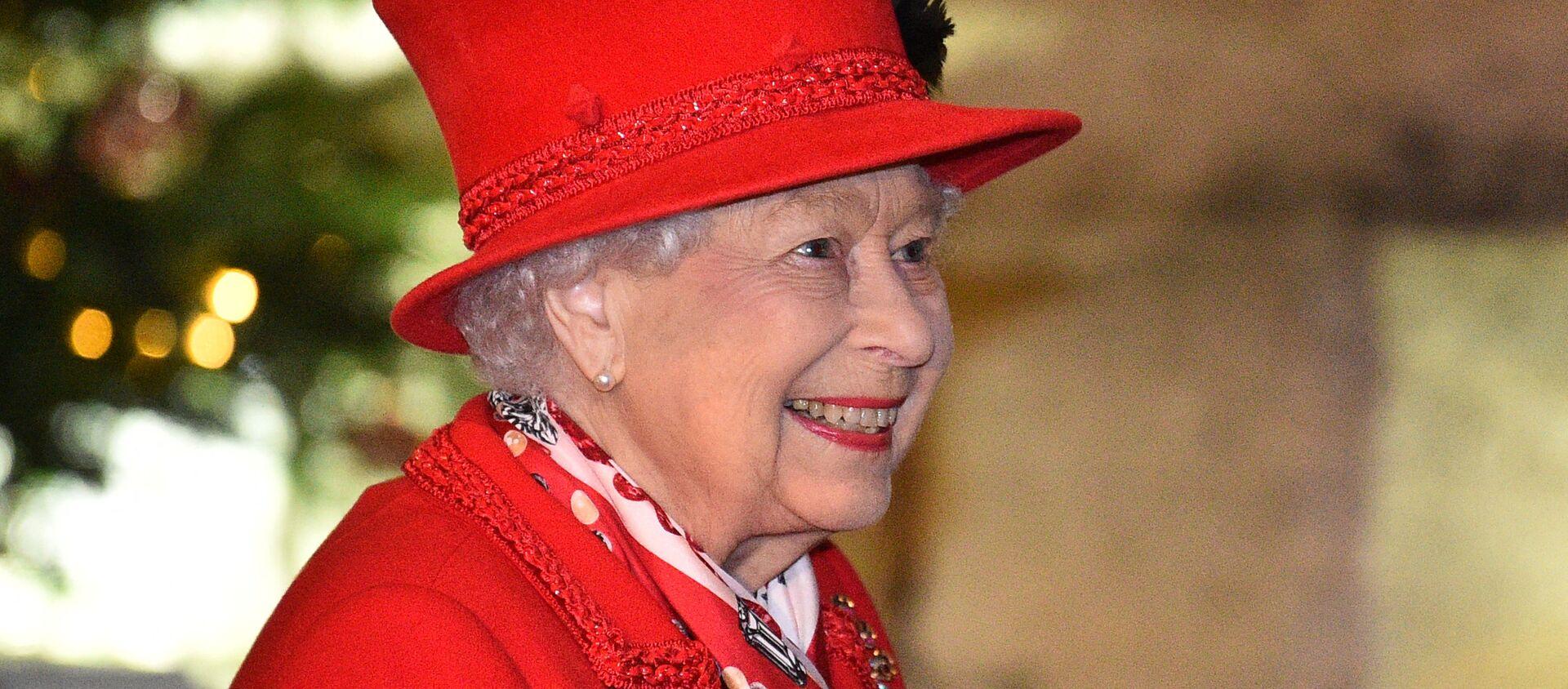 Королева Елизавета II - Sputnik Беларусь, 1920, 17.02.2021