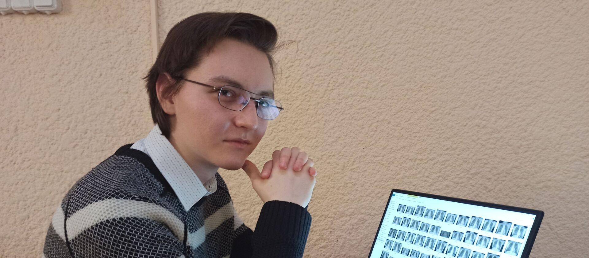 В секунду - 10 снимков: студент создал нейросеть, которая находит пневмонии - Sputnik Беларусь, 1920, 10.02.2021