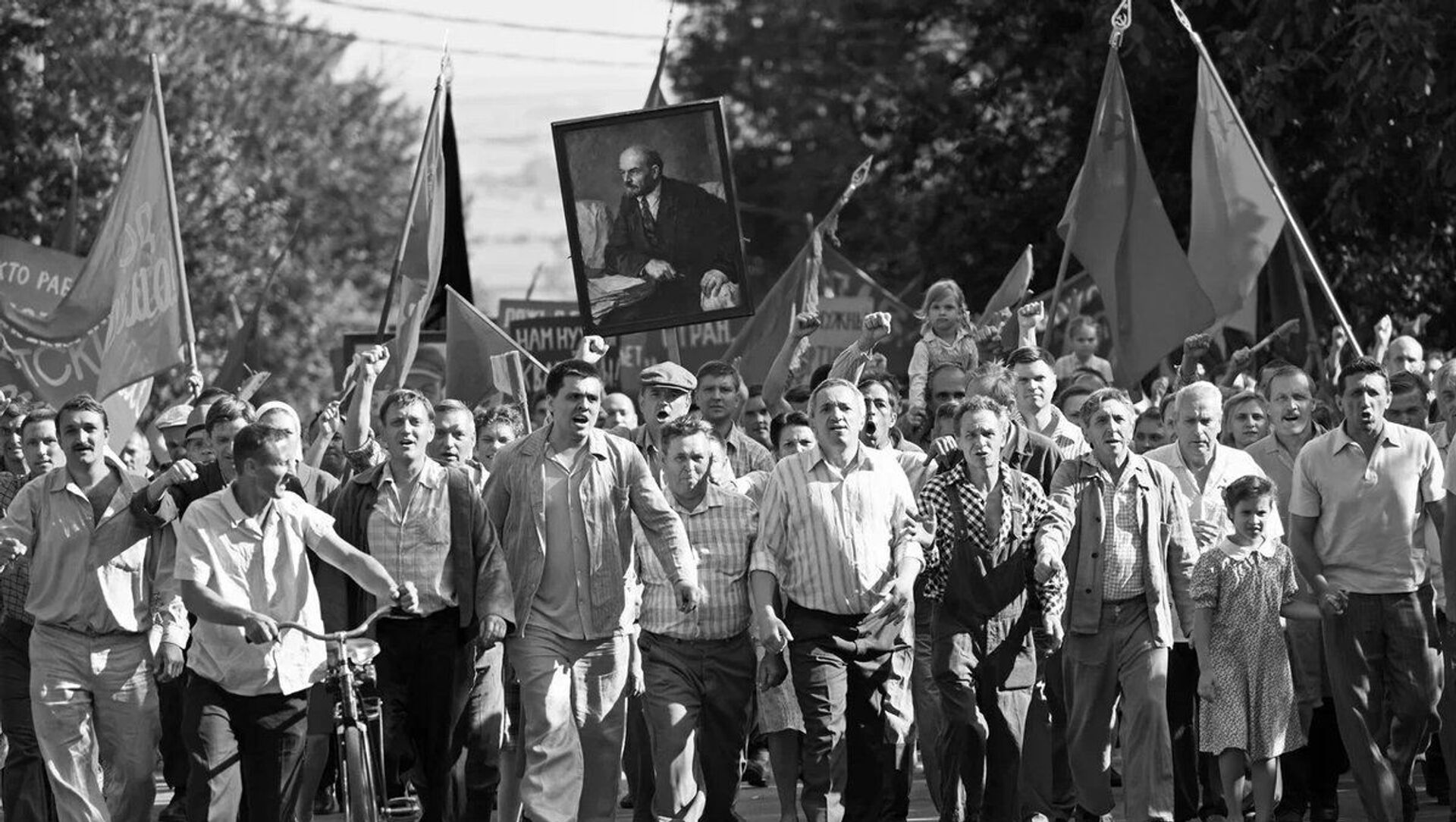 Кадр з фільма Дорогие товарищи! - Sputnik Беларусь, 1920, 12.02.2021