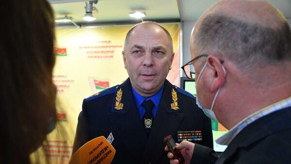 Иван Носкевич, председатель СК - Sputnik Беларусь
