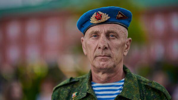 Афганец Віталь Княжышча - Sputnik Беларусь