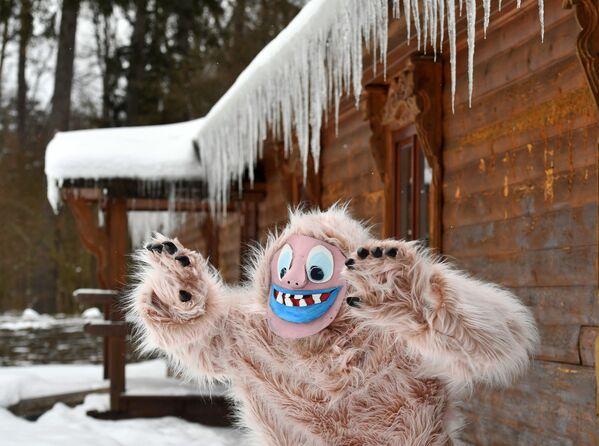 Проводы Снегурочки на Южный полюс - Sputnik Беларусь