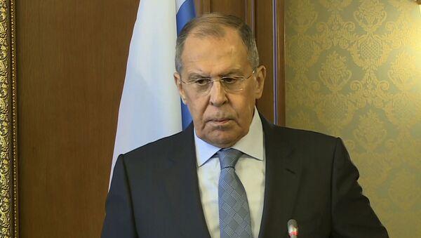 Лаўроў: ЕС сам разбурыў адносіны з Расіяй - відэа - Sputnik Беларусь