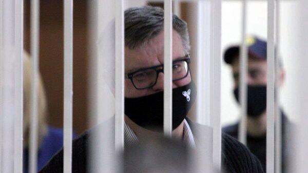 Виктор Бабарико в суде - Sputnik Беларусь