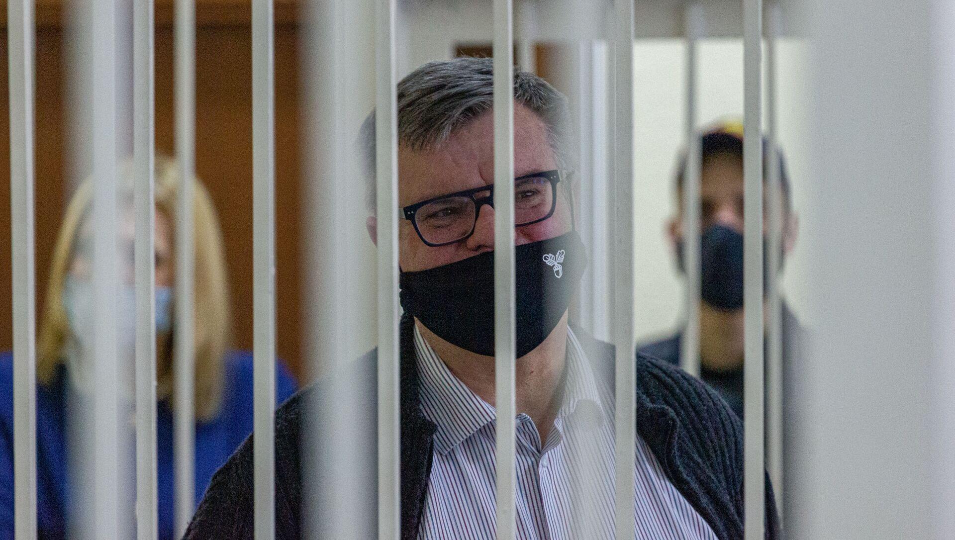 Виктор Бабарико в суде - Sputnik Беларусь, 1920, 18.03.2021