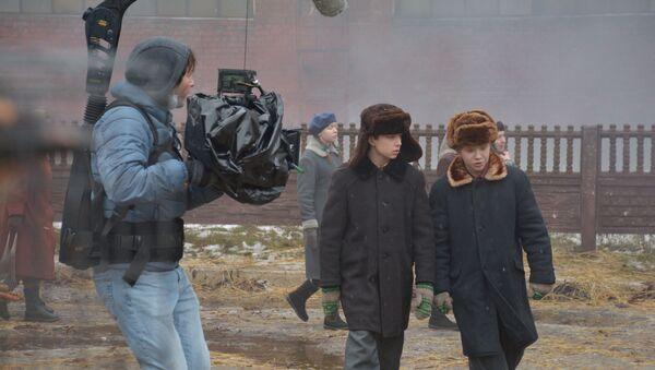 Першыя эпізоды серыяла былі зняты пад Барысавам - Sputnik Беларусь