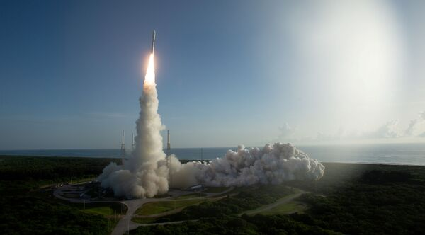 Ракета United Launch Alliance Atlas V с марсоходом Perseverance - Sputnik Беларусь