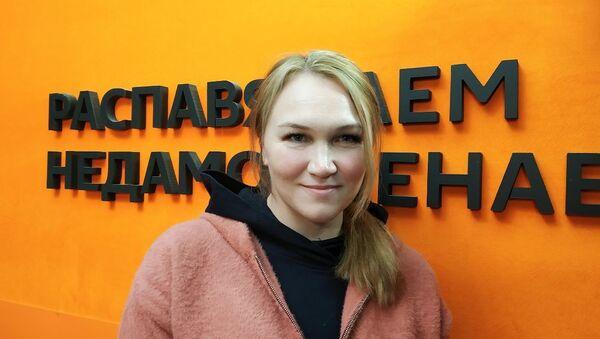 Блогер Светлана Пикта: пока жили в Киеве, все семью травили полгода  - Sputnik Беларусь