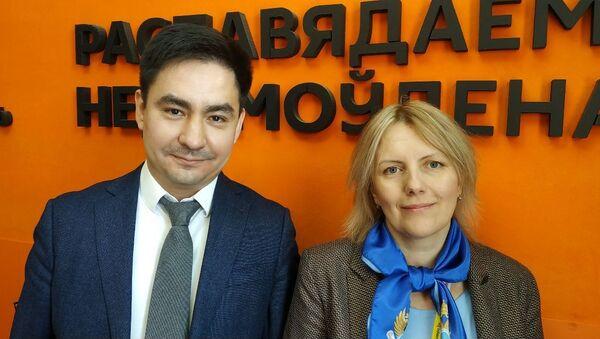 Слезкина ― Алишев: в чем преимущества российских дипломов и удаленного обучения - Sputnik Беларусь