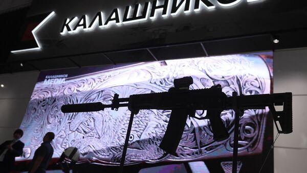Российский автомат АК-19 под патрон НАТО - Sputnik Беларусь
