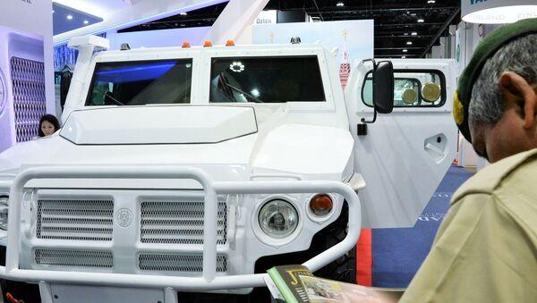 Бронеавтомобиль Тигр - Sputnik Беларусь