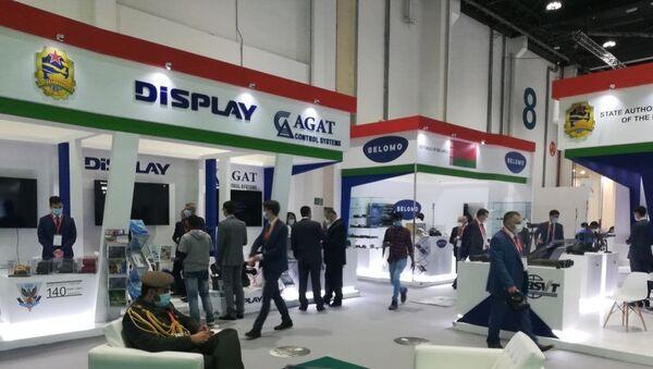 В Абу-Даби открылась престижная международная выставка вооружений IDEX-2021 - Sputnik Беларусь