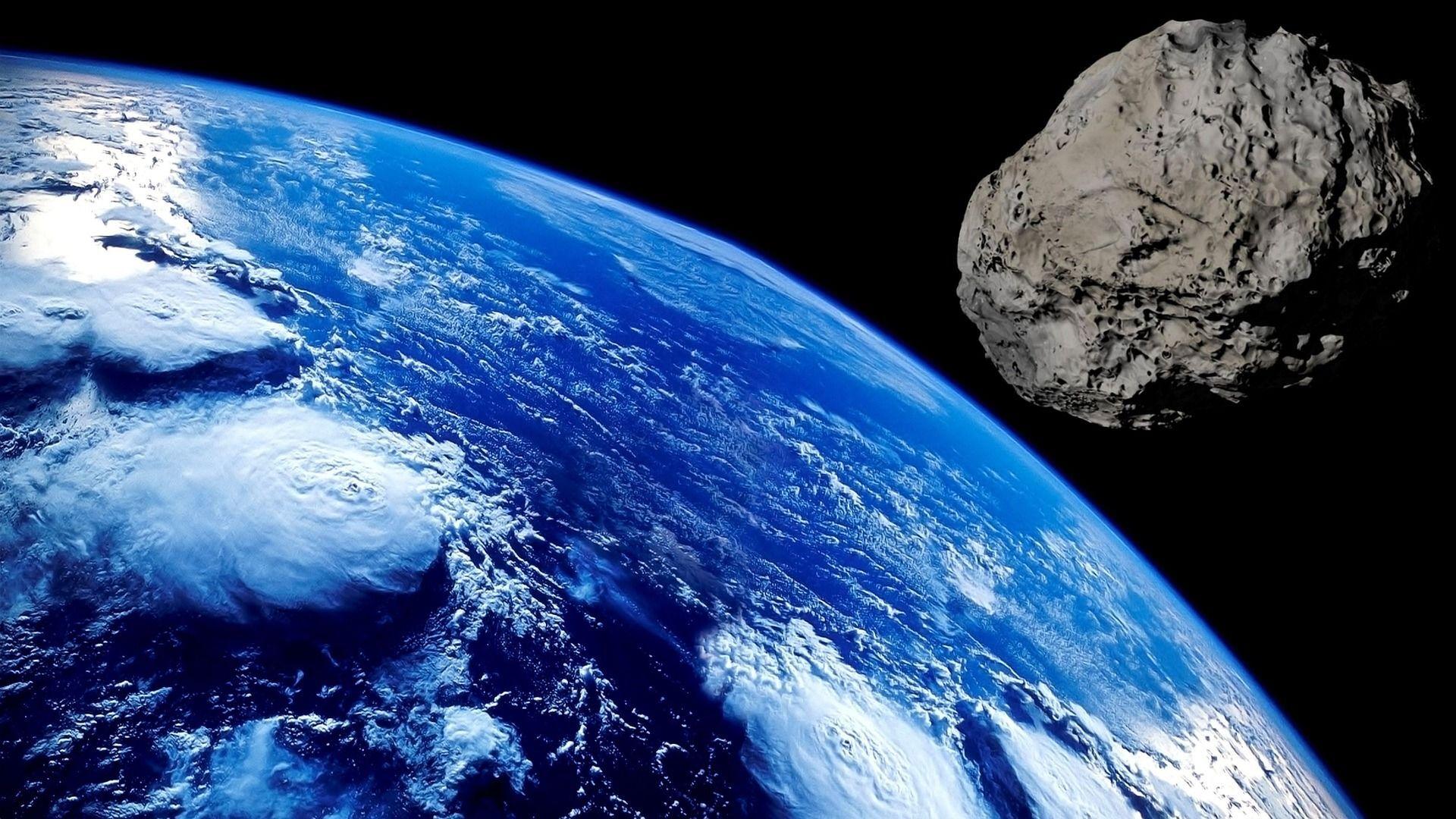 Астероид и Земля - Sputnik Беларусь, 1920, 22.02.2021
